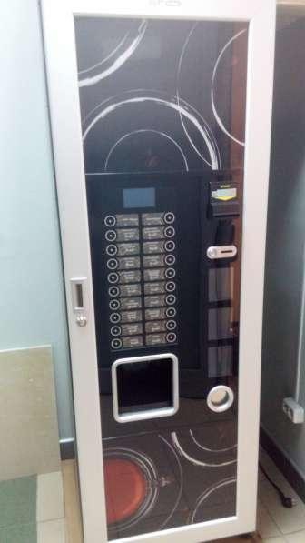 Продажа кофейного автомата