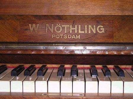 Продаю Антикварное Концертное фортепиано 1914 года в отлично в Санкт-Петербурге