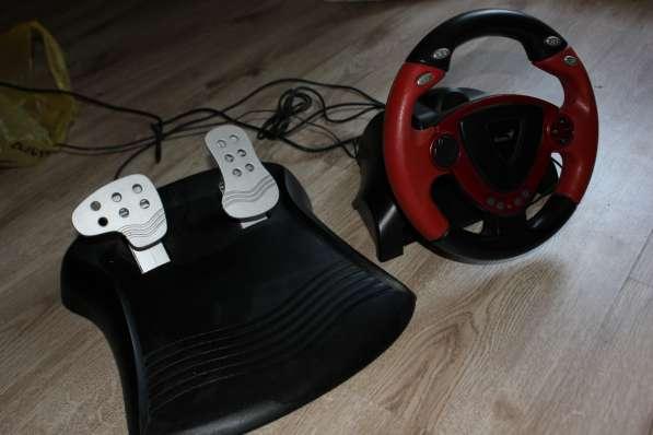 Джойстики и руль для компьютера USB