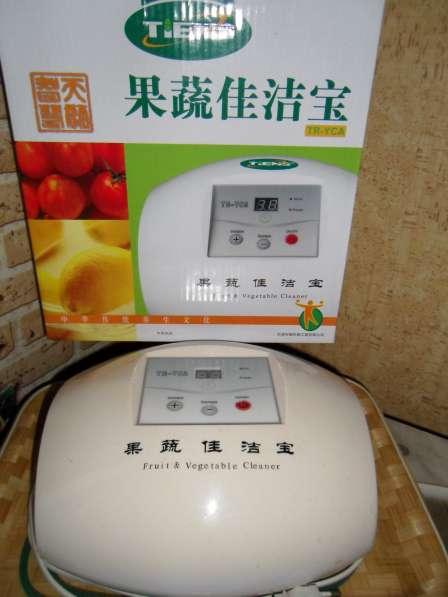 Прибор для очистки продуктов