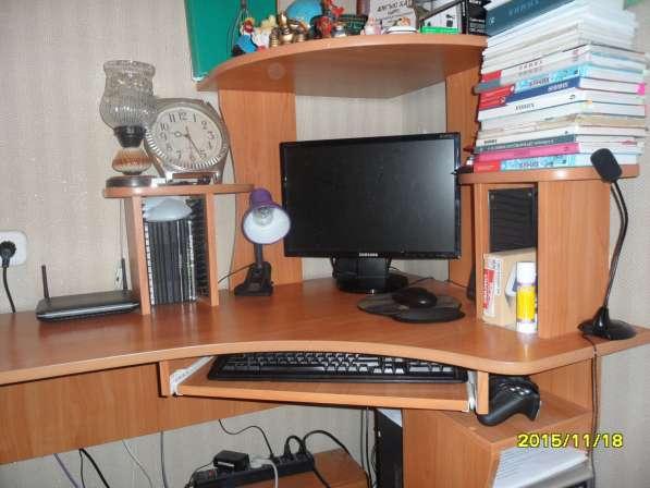 Компьютер +стол