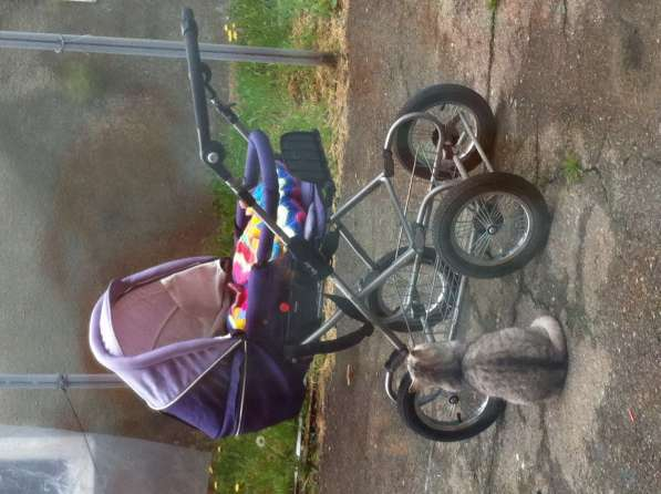 Детская коляска