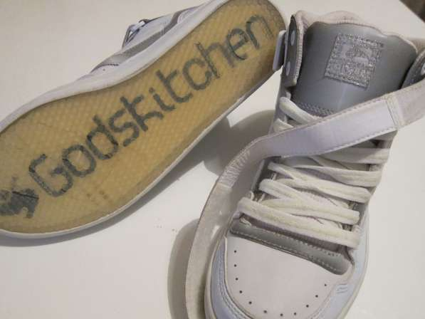 кроссовки Globe Superfly High top – Godskitchen