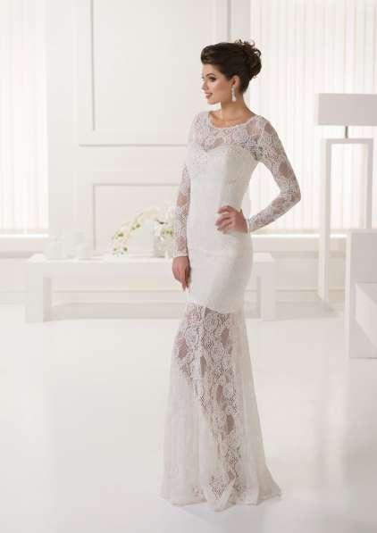 Новые свадебные платья из салона в Нижнем Новгороде фото 8