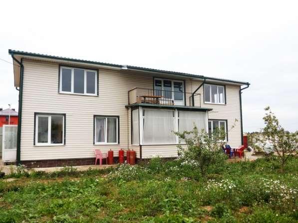 Жилой дом в д. Крючково Истринского района
