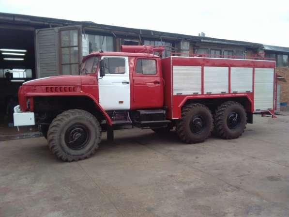 Продам пожарную машину