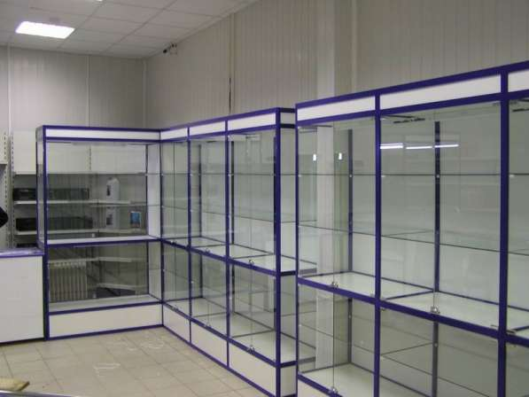 Торгово-выставочное оборудование в Омске фото 3