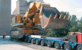 Грузоперевозки, перевозка негабаритных грузов
