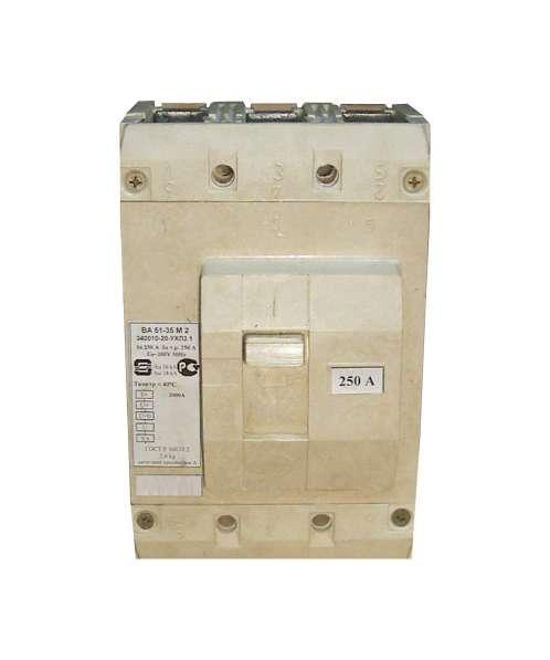 Выключатель автоматический ВА5135,5237,5735,5739,ВА08 до 800