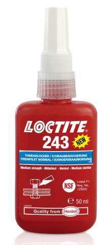 Резьбовой фиксатор Loctite 243.