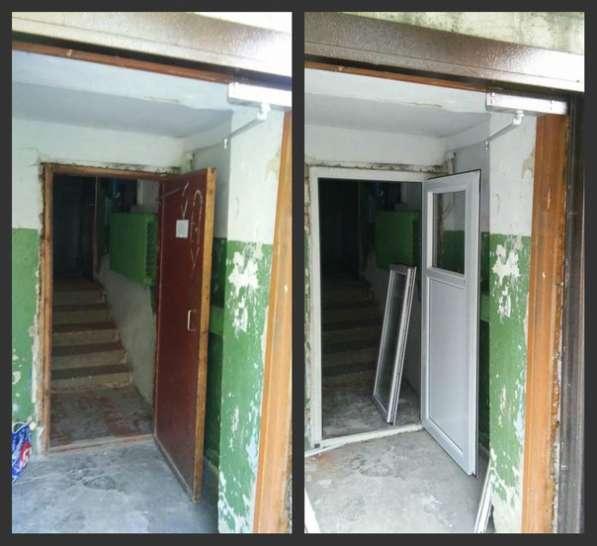 Окна, двери,балконы,перегородки в Екатеринбурге фото 14