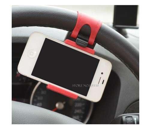 НОВЫЙ! Держатель мобильного телефона на автомобильный руль
