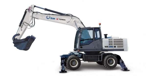 Продам экскаватор WX 200