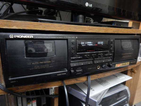 Pioneer CT-W604RS