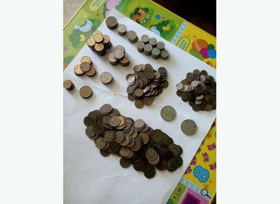 продаются монеты полностью