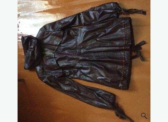 кожаное пальто в Екатеринбурге фото 6