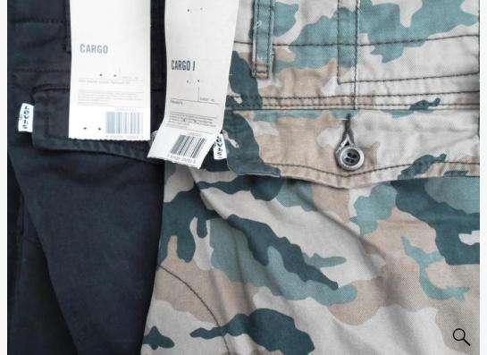 Оригинальные джинсы Levis 5XX в Москве фото 5