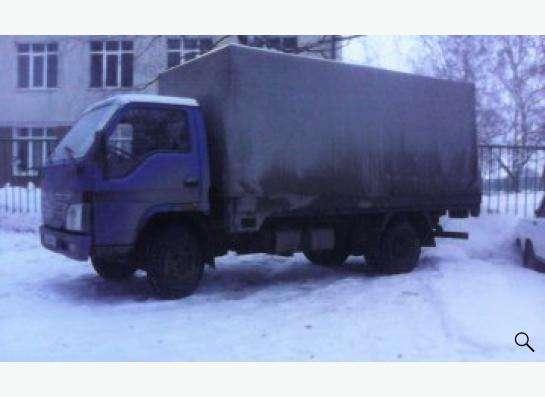 Китаец BAW-Fenix 3-тонник