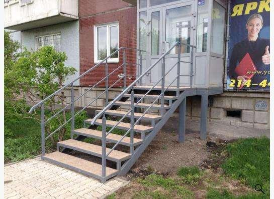 Конструкции из металла в Красноярске фото 3
