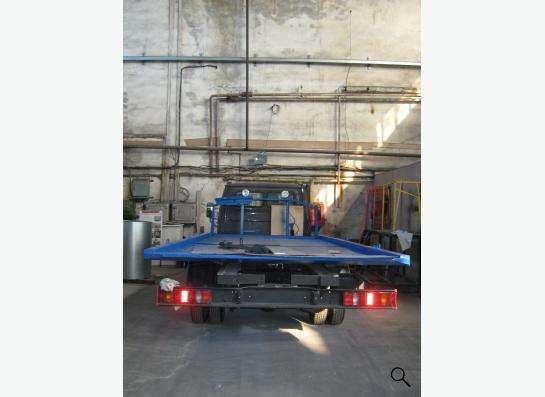 новый Эвакуатор ГАЗ 33106