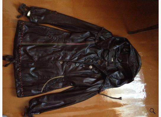 кожаное пальто в Екатеринбурге фото 5