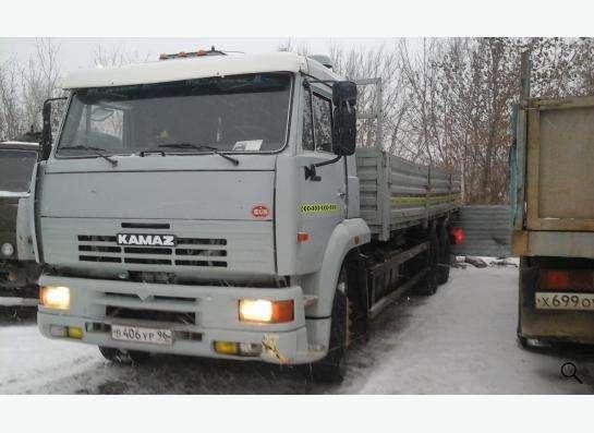 камаз65117 15т-8м 2005г.в в Екатеринбурге фото 10