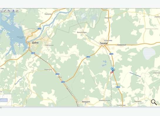 Земельный участок 89 км. от Москвы по Дмитровскому шоссе в Москве