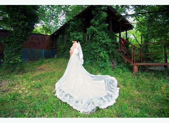 свадебное платье в Краснодаре фото 3