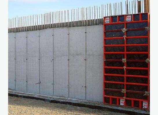 Строительство монолитных стен
