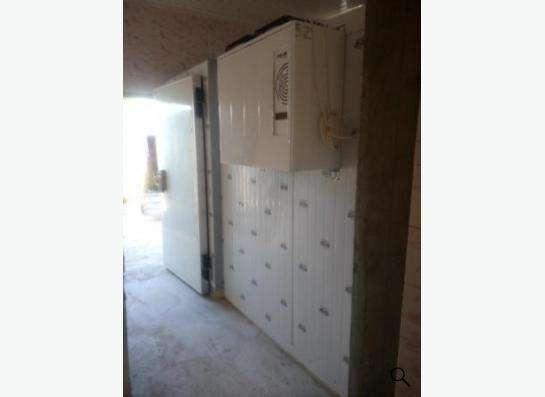 Холодильная камера хранения и заморозки, камера охлаждения в Самаре фото 4