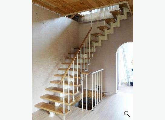 Современная, стильная, надежная лестница