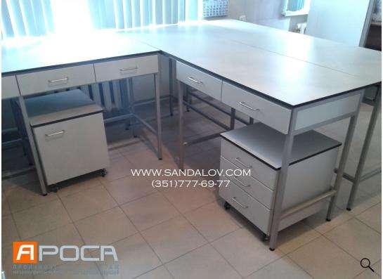 лабораторные столы, шкафы, мойки в челябинске в Челябинске фото 8
