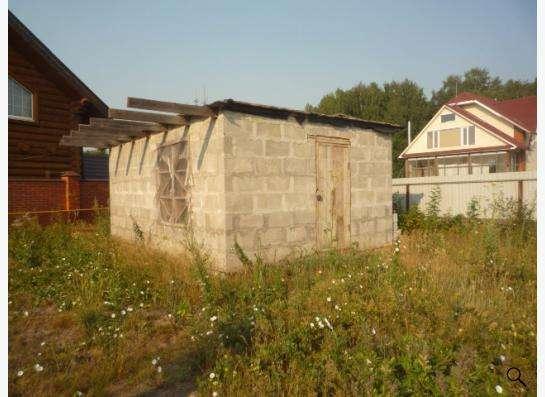 Земельный участок с недос.коттедж,газ.вода,эл в Бердске фото 12