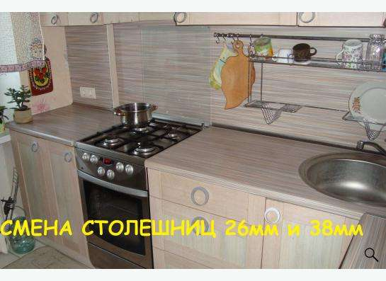 Кухонные гарнитуры по индивидуальным размерам в Нижнем Новгороде фото 9