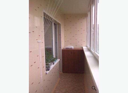 Обшивка лоджий и балкнов в Екатеринбурге