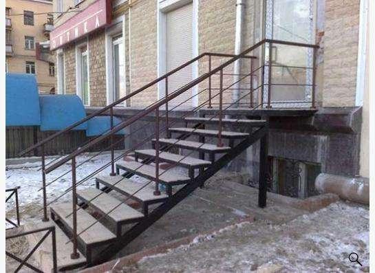 Конструкции из металла в Красноярске фото 4