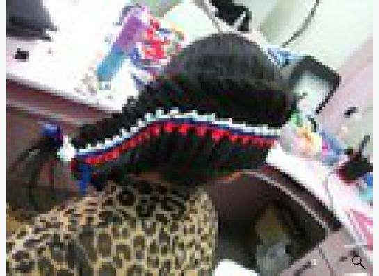 Студия плетения кос Комильфо в Новосибирске фото 4