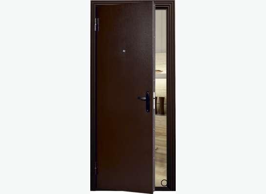 Двери входные эконом класса (Россия) от 6 350 руб