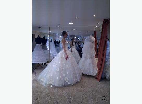 Свадебное платье в Екатеринбурге