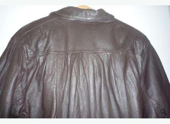 Куртка кожаная-52раз.новая из Турции.т.89137768497 в Новосибирске фото 3