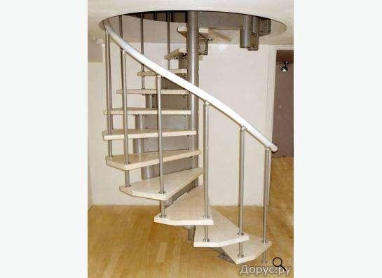 Металлические лестницы в Красноярске