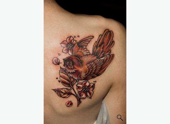 Татуировка в Иркутске в Иркутске фото 3
