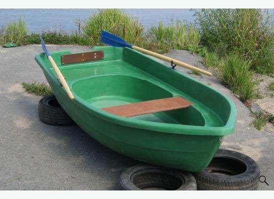 Моторно-гребная лодка Тортилла-2