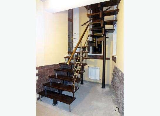 Современная, стильная, надежная лестница в Москве фото 17