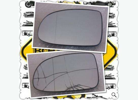 Автозеркала, Зеркальные элементы