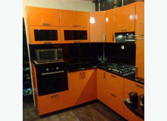 Кухонные гарнитуры по индивидуальным размерам в Нижнем Новгороде фото 5