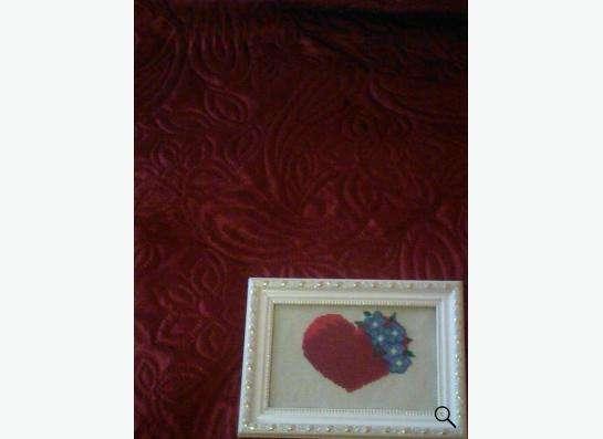 Картины-вышивки стиль дома