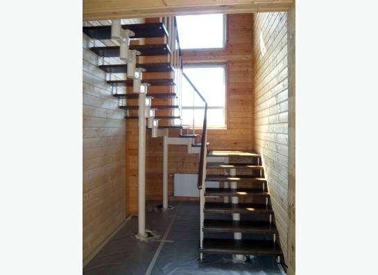 Современная, стильная, надежная лестница в Москве фото 6
