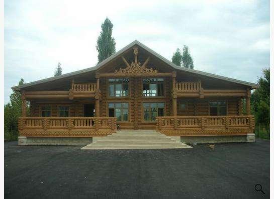 Деревянное домостроение под ключ