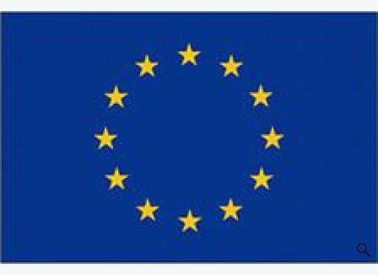 Продам флаг Евросоюза